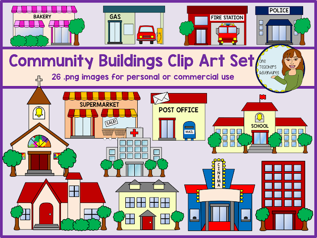 vector library download One teacher s adventures. Supermarket clipart community place