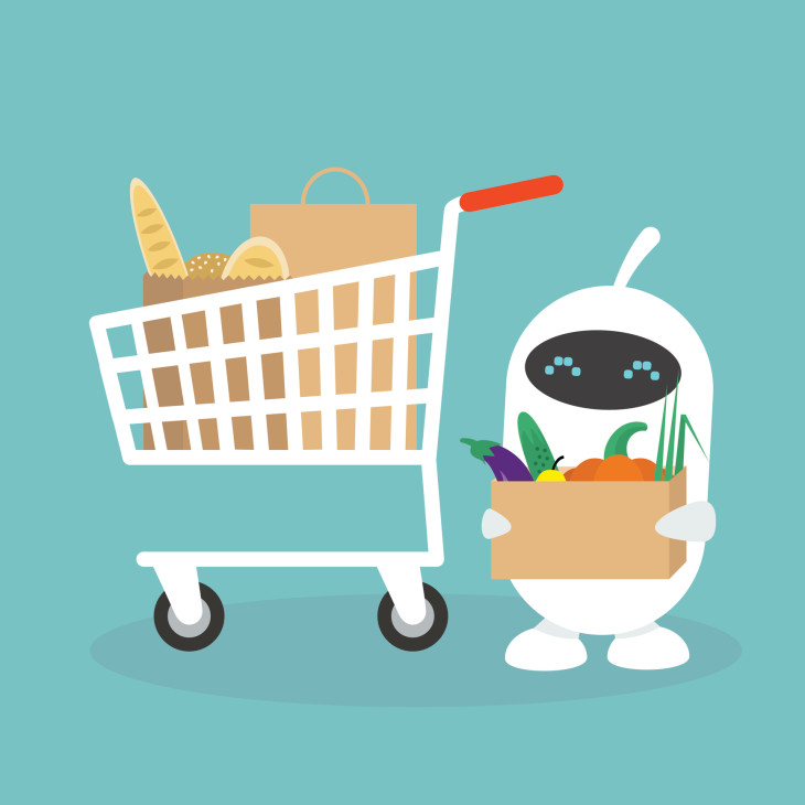 jpg library Supermarket clipart consumer protection. How artificial intelligence will.