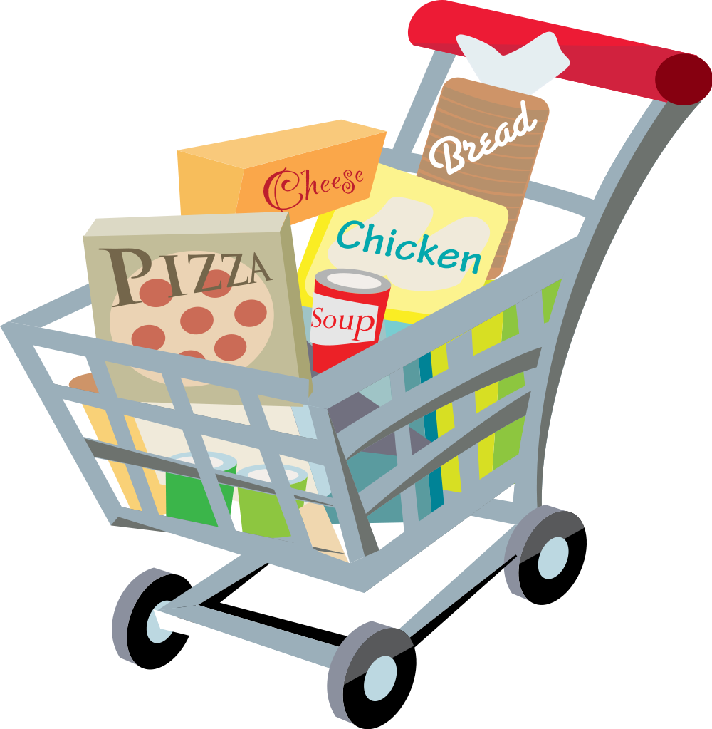 clip art free Supermarket clipart convenience food. Picture