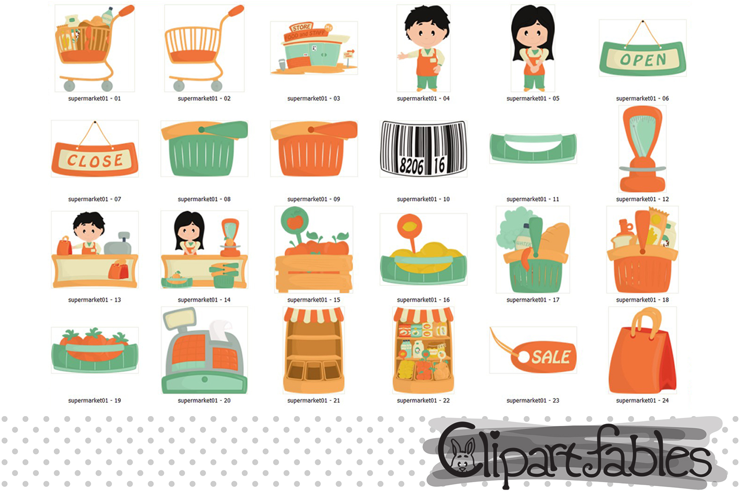 vector transparent library Grocery shop art instant. Supermarket clipart cute store