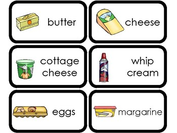 png freeuse library  printable grocery store. Supermarket clipart flashcard.