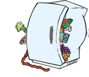 clipart free library Supermarket clipart fridge. How to reduce spoiled