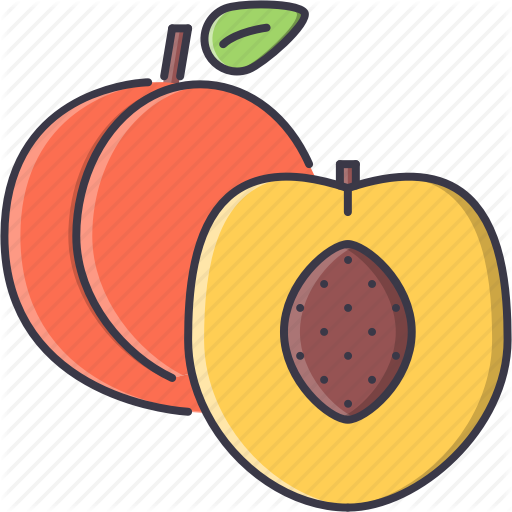 image library download Food filled outline by. Supermarket clipart fruit