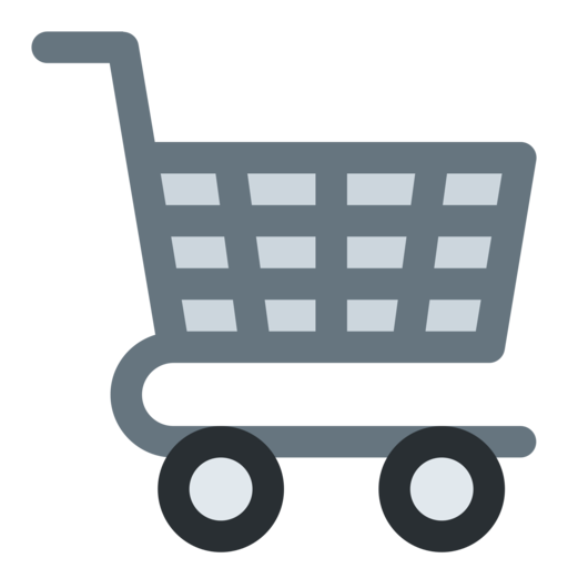 graphic transparent download  twitter twemoji. Supermarket clipart full grocery cart