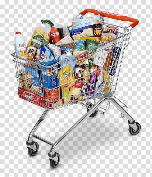 graphic black and white stock Supermarket clipart full grocery cart. Shopping hypermarket wagon .