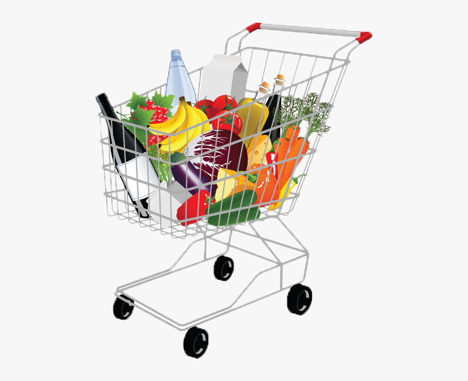 image Store desktop wallpaper clip. Supermarket clipart full grocery cart