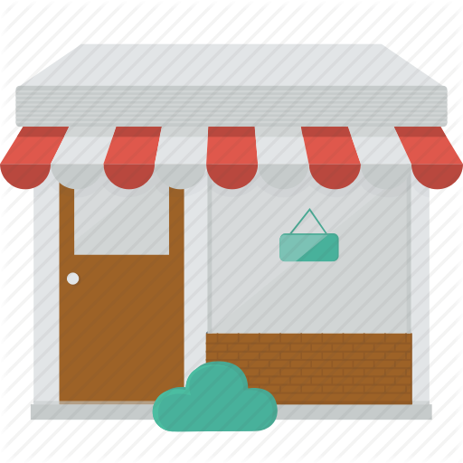 image free stock Shopping by flat icons. Supermarket clipart going to market