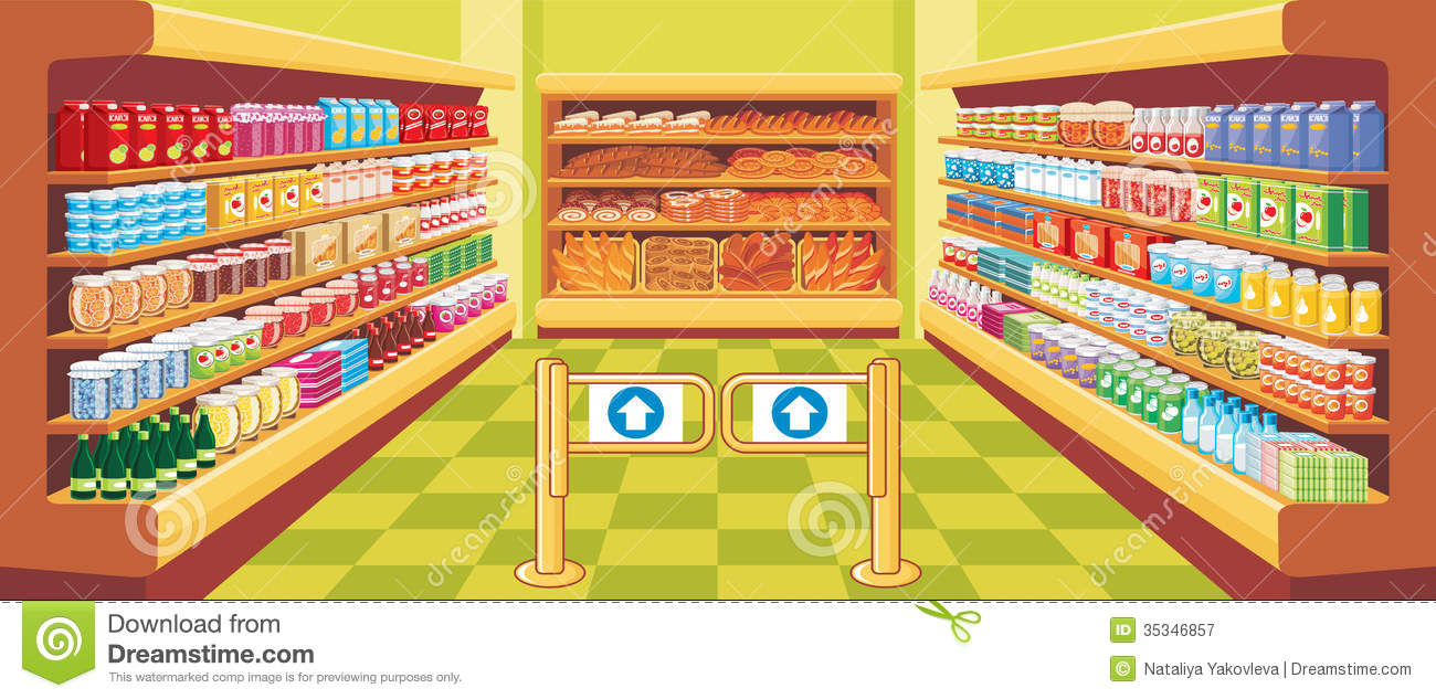 clipart transparent stock  grocery store clipartlook. Supermarket clipart grocer shop