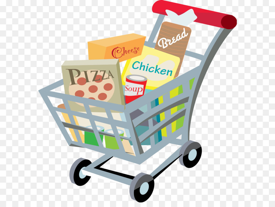 clip art free download Super market . Supermarket clipart grocery bagger