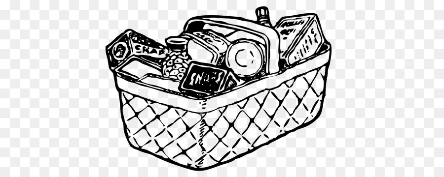 clip free stock Supermarket clipart grocery basket. Cartoon shopping .