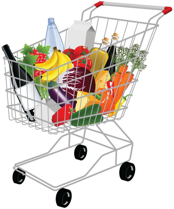 clip art library library Supermarket clipart grocery basket. Store desktop wallpaper clip.