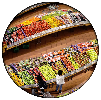 picture free library Supermarket clipart grocery shelf. S ct retail store