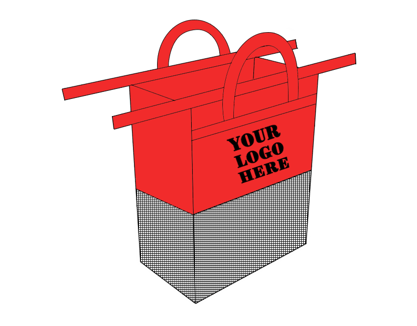 svg transparent stock Trolley bags the complete. Supermarket clipart grocery shopper