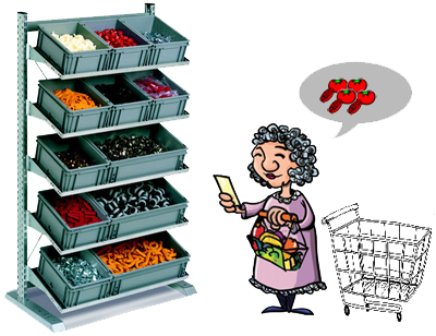 clipart free Supermarket clipart grocery shopper. How can we help