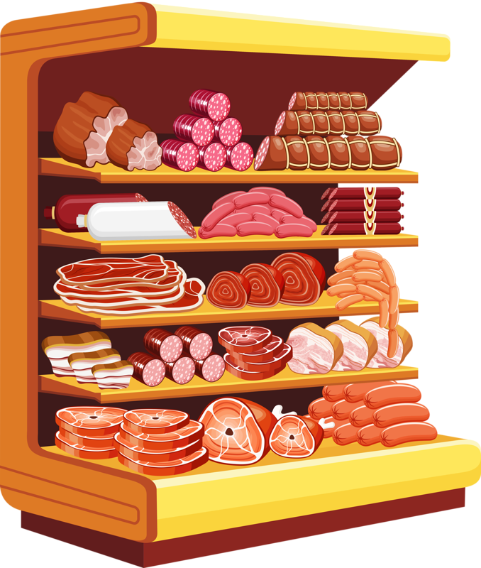 jpg stock Supermarket clipart items.  png pinterest clip