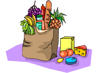png stock Free grocery cliparts download. Supermarket clipart items