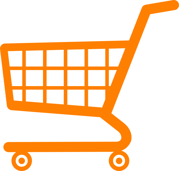 png library stock Supermarket clipart logo. Shopping cart clip art