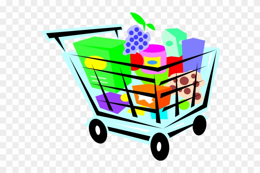 graphic freeuse Clip art grocery store. Supermarket clipart logo