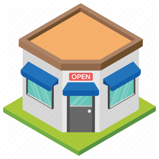 image free download Supermarket clipart mini mart.  cafe and stores