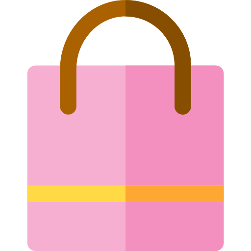 clipart stock Label tag shopping price. Supermarket clipart pink.