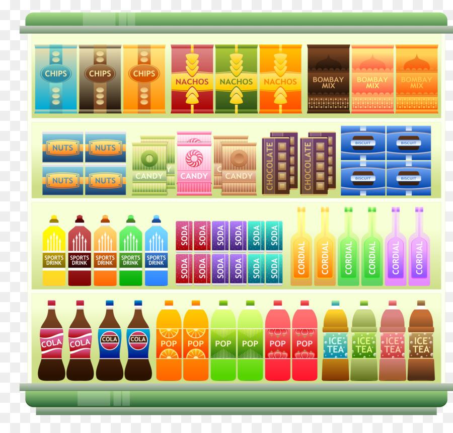 transparent stock Supermarket clipart pixel art. Cartoon png download free