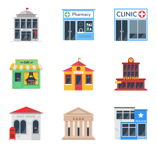 svg royalty free cafe vector building #91141319