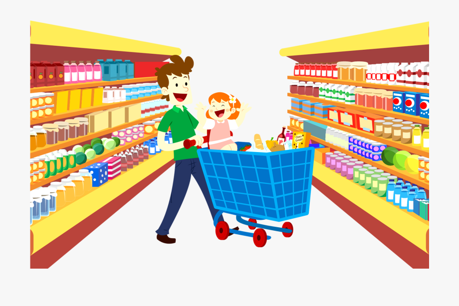 image freeuse library Supermarket clipart provision store. Png free cliparts on