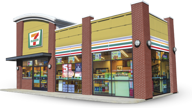 graphic library library  eleven convenience store. Supermarket clipart public market building