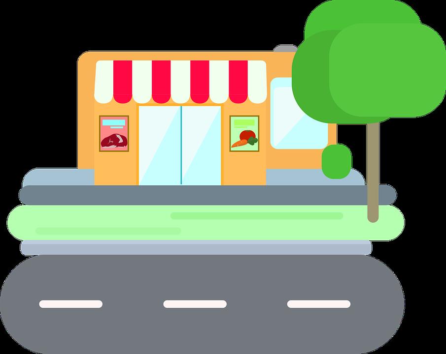 clip art royalty free Supermarket clipart public market building. Png transparent images pluspng