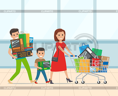 banner library download Stock photos and vektor. Supermarket clipart purchase.