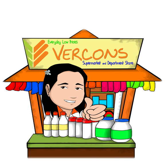 clipart library stock Supermarket clipart sari store. Sss convention sarisari