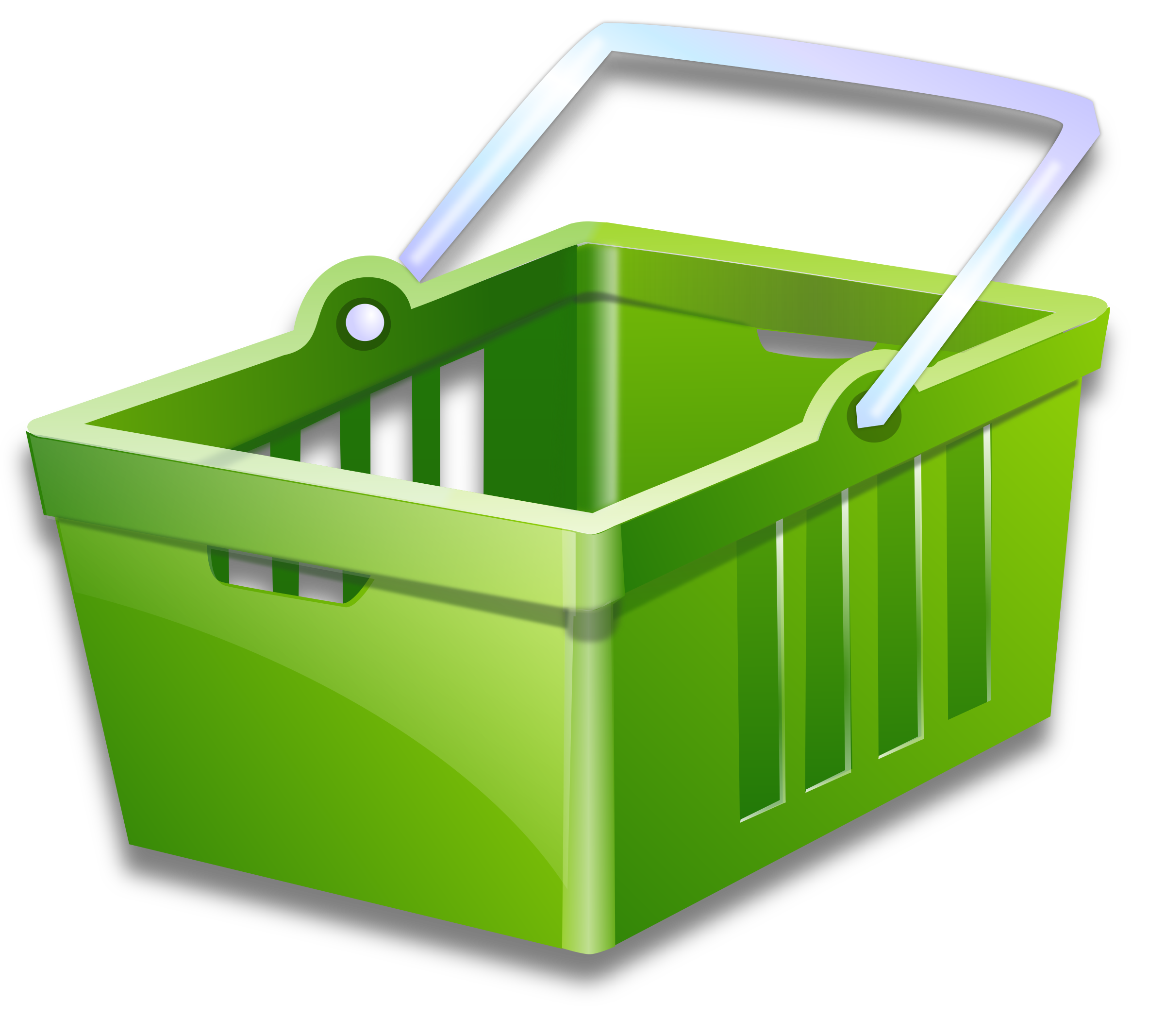 png royalty free library Supermarket clipart shoping. Basket grocery