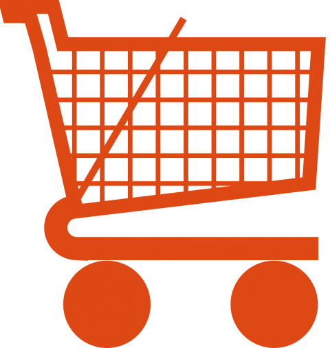 free stock Supermarket clipart shopping trolly. Cart png free images