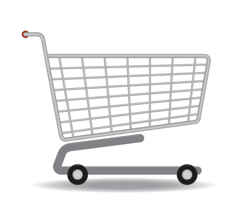 free stock Cart png free images. Supermarket clipart shopping trolly