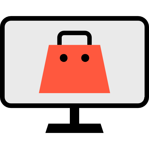 clipart royalty free Business commerce shopping bag. Supermarket clipart small shop