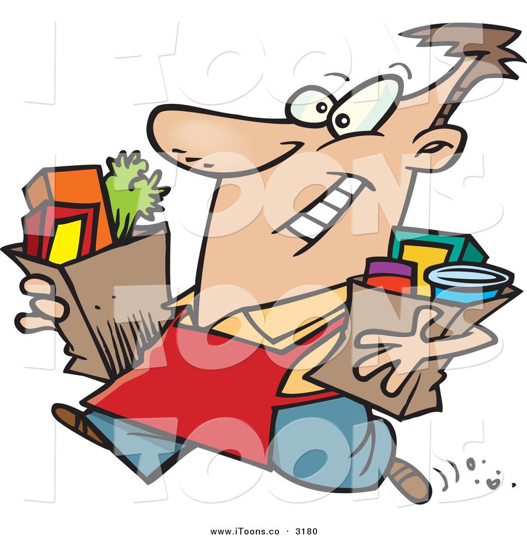 jpg transparent stock Groceries free download best. Supermarket clipart store employee