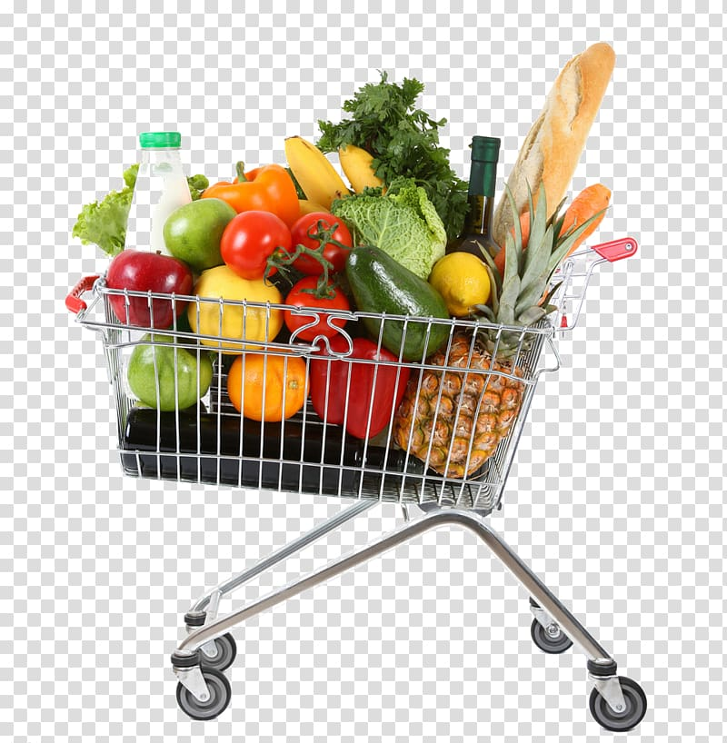 clipart download Shopping cart grocery store. Supermarket clipart vegetable shop