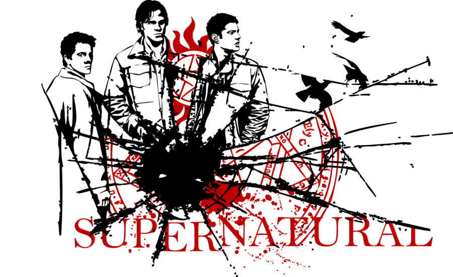 graphic transparent stock Supernatural vector. By mad sam on