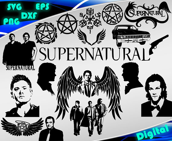 graphic royalty free stock Supernatural vector. Svg clipart .