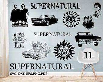 png Supernatural vector. Etsy .