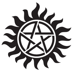 banner free stock Supernatural vector. Tattoo pictures images photos.