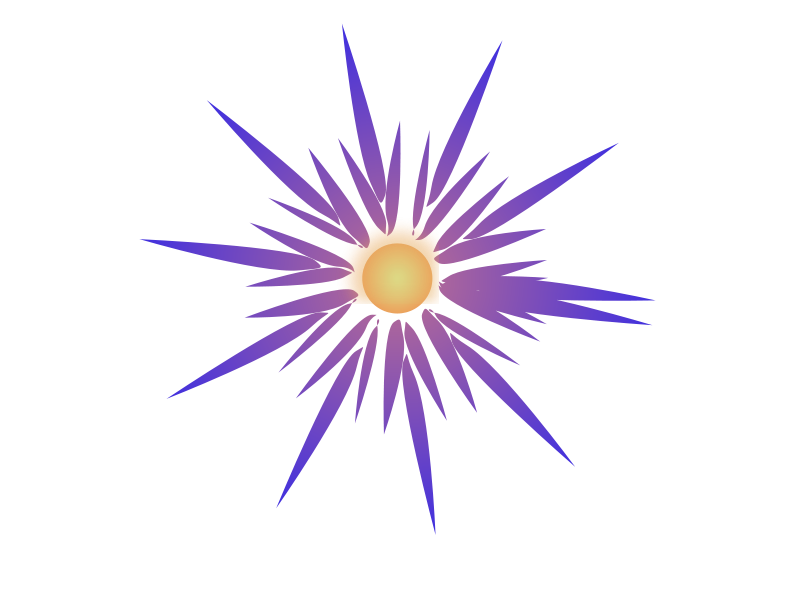 clip art free stock Supernova Clipart