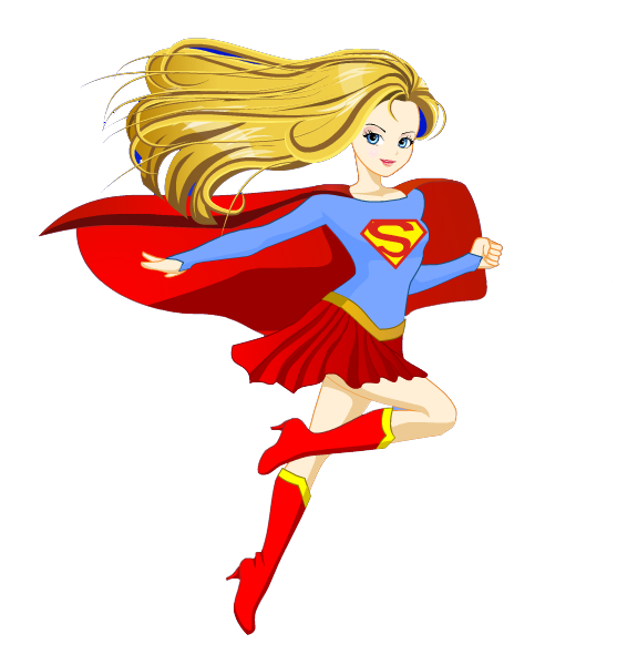 vector royalty free stock Clark kent supergirl diana. Superwoman drawing