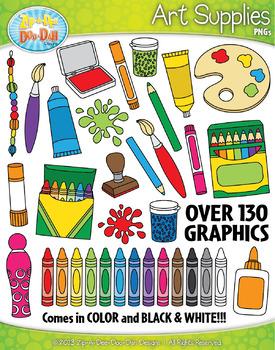 banner free stock Clipart art supplies. Zip a dee doo