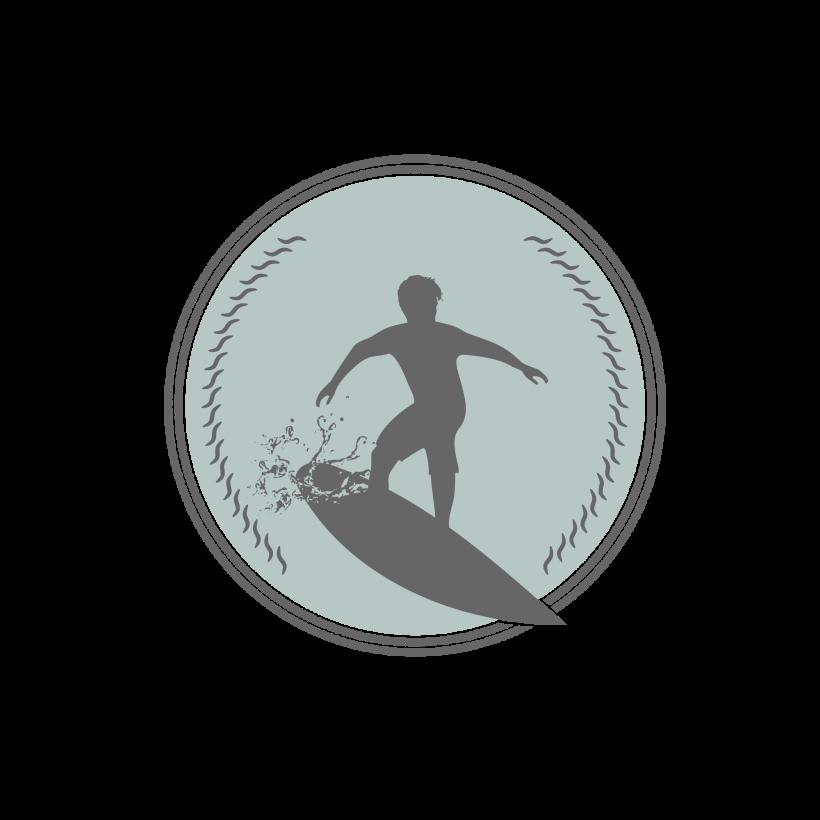 svg transparent stock surf vector element #104105091