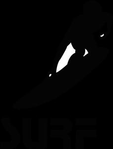 image free download Surf Logo Vector