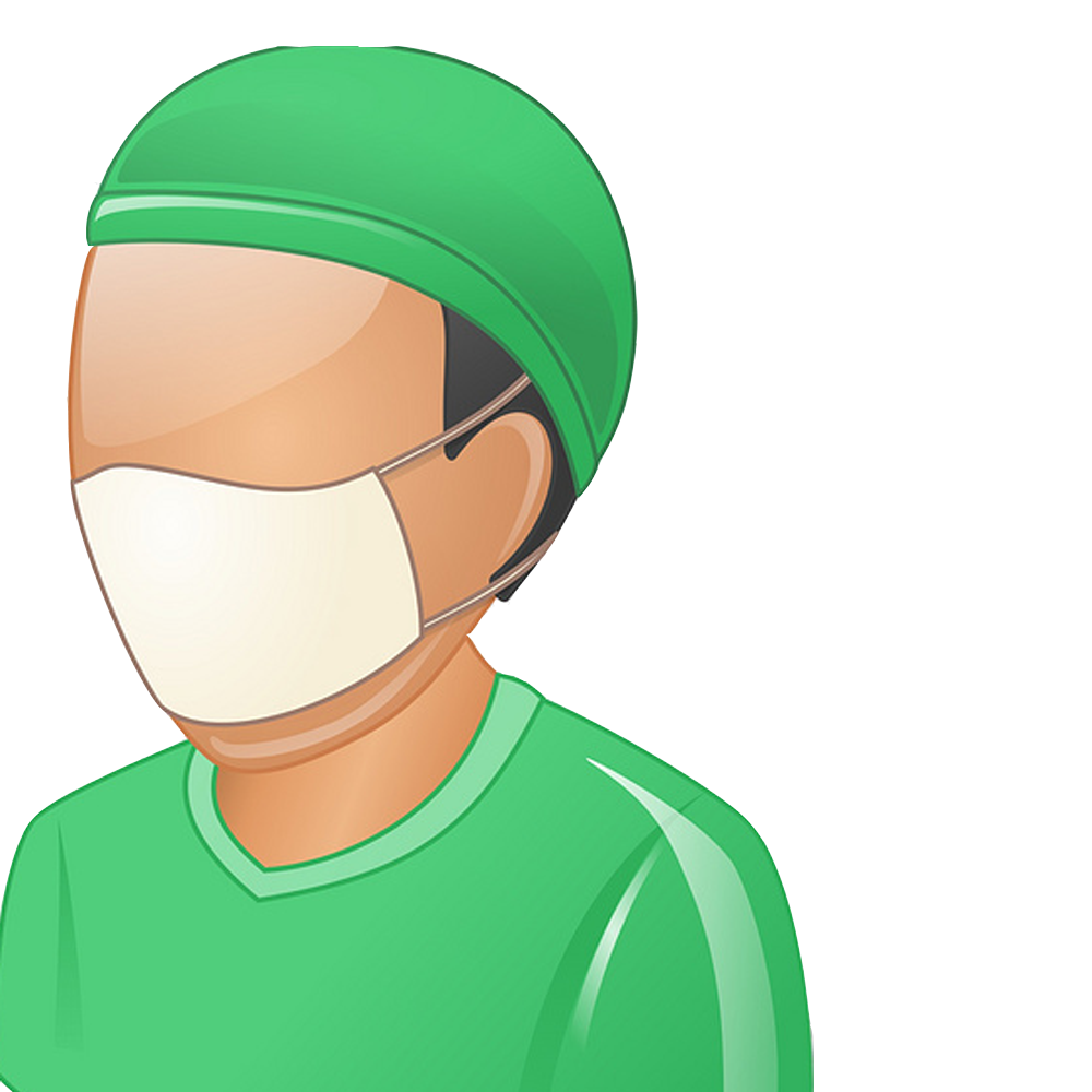 image transparent Surgeon clipart. Oral and maxillofacial surgery