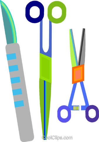 jpg freeuse download  x scissor scalpel. Surgeon clipart surgical equipment