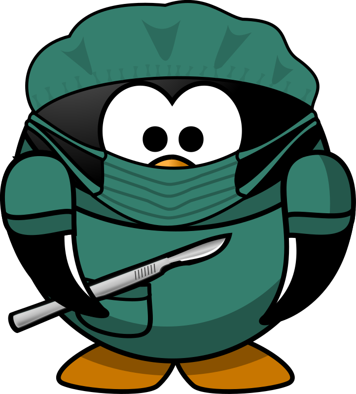 clipart library Doctor p medium image. Surgery clipart