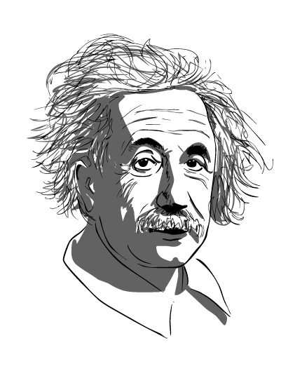 image free download Drawing portrait easy. Collection of free einstein